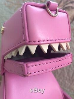 Kate Spade Pink T Rex Dinosaur Crossbody Bag