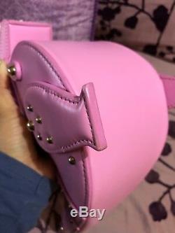 Kate Spade T-Rex Crossbody Bag Pink Dinosaur Whimsies