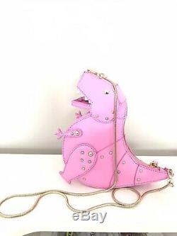 Kate Spade T Rex Pink Dinosaur Crossbody Bag