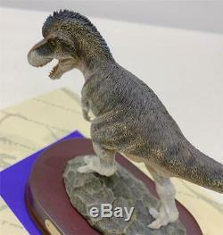 Kinto Dino Expo Feathered T-rex Dinosaur Figurine Model Figure Limited Ver