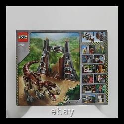 LEGO 6250531 Jurassic Park T. Rex Rampage Play Set