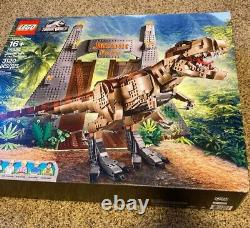 LEGO 6250531 Jurassic Park T. Rex Rampage Play Set Brand New Mint Condition