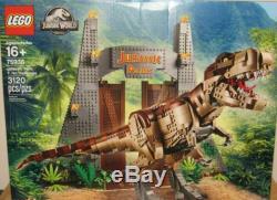 LEGO 6250531 Jurassic Park T. Rex Rampage Play Set Brand New Unopened Box