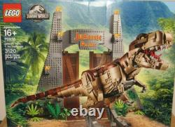 LEGO 6250531 Jurassic Park T. Rex Rampage, new, box still sealed