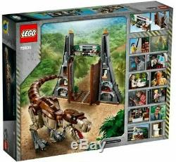 LEGO 75936 JURASSIC PARK T Rex Rampage (Brand New & Sealed)