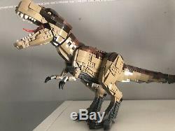 LEGO 75936 JURASSIC PARK T Rex Rampage DINOSAUR ONLY