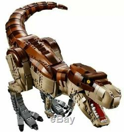 LEGO 75936 JURASSIC PARK T Rex Rampage (New & Sealed)
