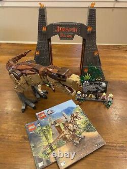 LEGO 75936 Jurassic Park T. Rex Rampage