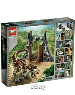 LEGO 75936 Jurassic Park T-Rex Rampage Brand New