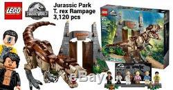 LEGO 75936 Jurassic Park T-Rex Rampage Brand New! Exclusive