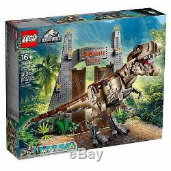 LEGO 75936 Jurassic Park T-Rex Rampage Brand New In Stock