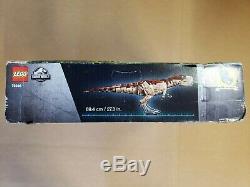 LEGO 75936 Jurassic Park T. Rex Rampage Building Kit (3120 pcs) SEE DESCRIPTION