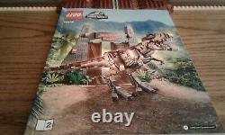 LEGO 75936 Jurassic Park T-Rex Rampage Gate only + instructions