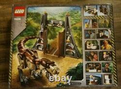 LEGO 75936 Jurassic Park T. Rex Rampage Set BRAND NEW SEALED