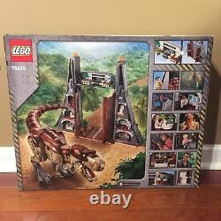 LEGO 75936 Jurassic Park T. Rex Rampage Set BRAND NEW SEALED! Free Shipping