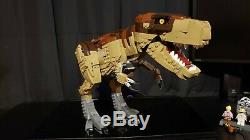 LEGO 75936 Jurassic Park T-Rex Rampage USED 98% Complete
