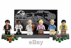 LEGO 75936 Jurassic World Jurassic Park T. Rex Rampage Brand New in Box