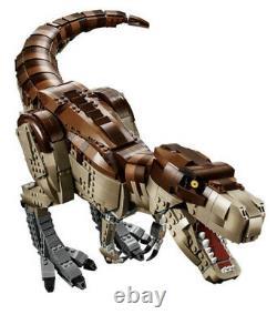LEGO Jurassic Park T. Rex Rampage 75936 Brand New Free P+P