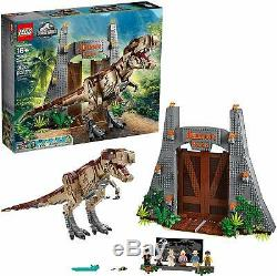 LEGO Jurassic Park T-Rex Rampage 75936 NEW AND SEALED! / FREE SHIPPING