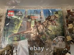 LEGO Jurassic Park T. Rex Rampage 75936 T-Rex ONLY Sealed Bags No Box No Figs