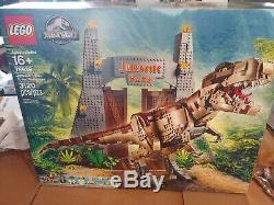 LEGO Jurassic World 75936 Jurassic Park T. Rex Rampage