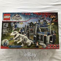 LEGO Jurassic World Indominus Rex Breakout 75919 Retired 2015 NewithSealed