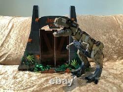 LEGO Jurassic World Jurassic Park T. Rex Rampage (75936) Stunning set
