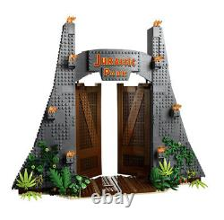LEGO Jurassic World Jurassic Park T. Rex Rampage Set (75936) Brand New Limited