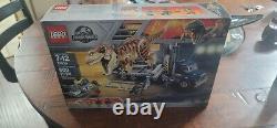LEGO Jurassic World T. Rex Transport 2018 (75933)