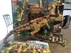 LEGO jurassic park t. Rex rampage 75936