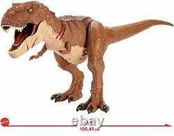 LG Jurassic World T-Rex Dinosaur Toy Realistic Working Jaws Giant Action Battle