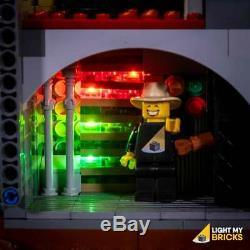 LIGHT MY BRICKS LED Light kit for LEGO Jurassic Park T Rex Rampage 75936