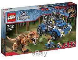 Lego 75918 Jurassic World T- Rex Tracker Set