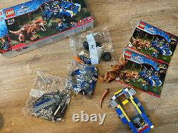 Lego 75918, Jurassic World T Rex Tracker, Used Once In Excellent Condition