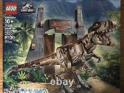 Lego 75936 Jurassic Park T-Rex Rampage T-Rex ONLY, NO GATE OR MINIFIGURES