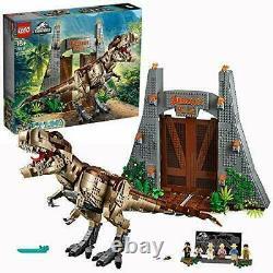 Lego 75936 Jurassic World Park T-Rex Rampage