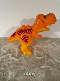 Lego Duplo T-Rex Dinosaur Jurassic Park Figure