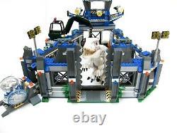 Lego JURASSIC WORLD LOT INDOMINUS REX, T-REX (75919, 75918, 75917, 75916)