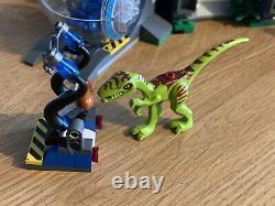 Lego Jurassic World 75919 Indominus Rex Breakout & 30320 & Extra T-Rex