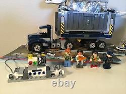 Lego Jurassic World 75919 iIndominus Rex Breakout & 75933 T REX TRANSPORT