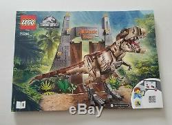 Lego Jurassic World T Rex Rampage 75936 T REX ONLY