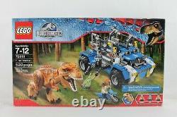 Lego T Rex Tracker Jurrasic World 75918 New sealed retired