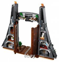 MOC 61001 T. REX RAMPAGE Set Building block Bricks 3387 Pcs