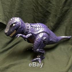 Motu Dinosaur T-Rex He-Man Masters Vintage Tyrantisaurus