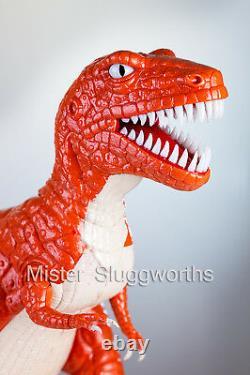 NEW Aurora Prehistoric Scenes Tyrannosaurus Rex Atlantis T-Rex 113 Dinosaur MIB