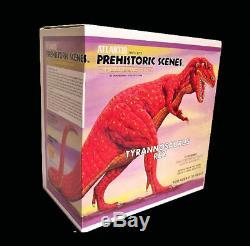 NEW Aurora Prehistoric Scenes Tyrannosaurus Rex Atlantis T-Rex Dinosaur MIB
