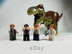 NEW Lego T-Rex Tyrannosaurus Rex Minifigure Jurassic World Park Dinosaur 5887