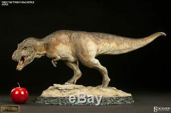 NEW Sideshow Exclusive Dinosauria T-Rex the Tyrant King Statue with Dinosaur Prey