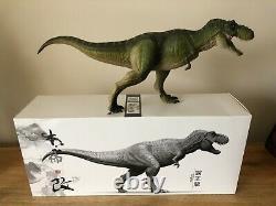 Nanmu Studio Jurassic Park Dinosaur Tyrannosaurus Rex T-REX Alpha 1/35 Statue