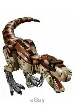 New Exclusive Lego 75936 Jurassic Park T Rex Only! No Minifigs, No Gate, No box